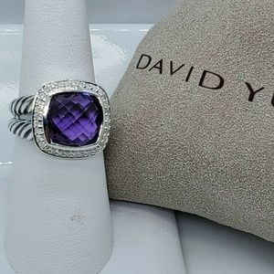David Yurman 11mm Amethyst Albion